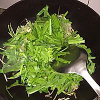 天津年夜饭必备之葱绿新芽的做法图解7