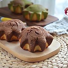 #豆果10周年生日快乐# 墨西哥可可酱红豆面包