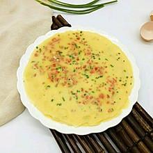 快手营养早餐-鸡蛋饼#柏翠辅食节-营养佐食#