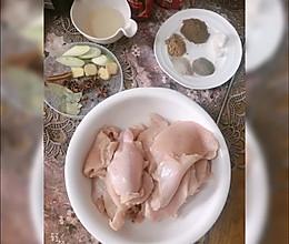 自制健身高蛋白鸡胸肉干的做法