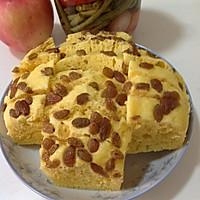 葡萄干玉米面发糕的做法图解10