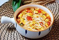 顺滑又养胃的西红柿鸡蛋面的做法