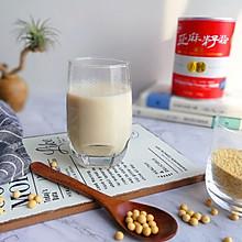 #母亲节,给妈妈做道菜#亚麻籽粉黄豆豆浆