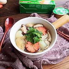 #家乐浓汤宝#鲜一品养生菌菇浓汤