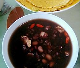 焖烧锅——八宝糜粥的做法