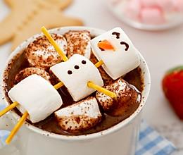 #今天吃什么#百利甜热巧|浓稠顺滑的做法