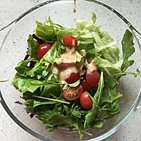 蔬菜沙拉#浪漫樱花季#的做法图解5