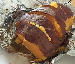 烤地瓜烤山芋烤箱版的做法