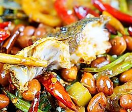 香辣诱人的味道烤鱼的做法