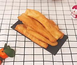 #精品菜谱挑战赛#在家制作美味的油条的做法