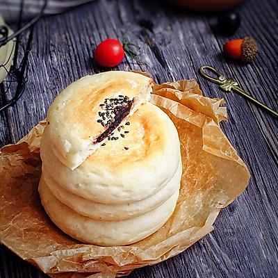 日式红豆软饼