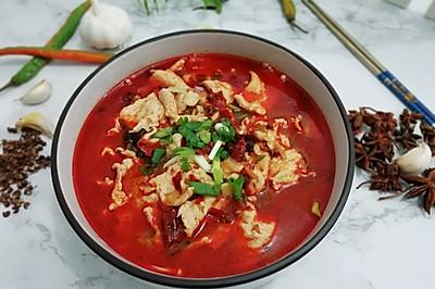 下饭菜……水煮肉片