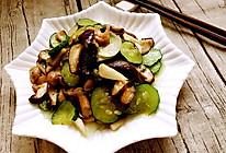 素炒香菇#我要上首页清爽家常菜#的做法