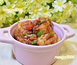 #餐桌上的春日限定#椒麻葱香鸡块的做法