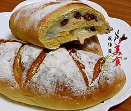 麻薯餐包—麻薯制作的做法