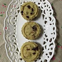 奶油蓝莓绿豆糕的做法图解10