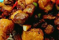 油豆腐红烧肉的做法