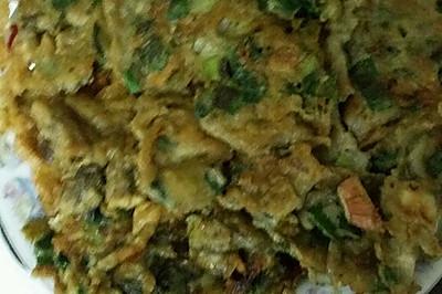 海蠣煎(蚵煎)
