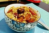 广东传统腊味煲仔饭的做法