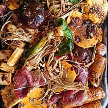 烤箱烤肉烤菜