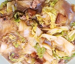 肉炒白菜片(下饭版)的做法