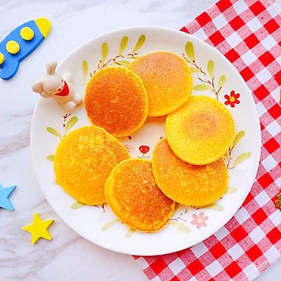 奶香玉米饼·辅食