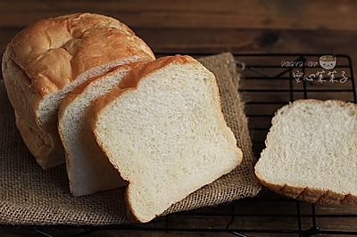 【超软庞多米】——面包机一键吐司