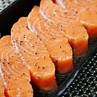 【芝士三文鱼】熟吃易消化的做法图解3