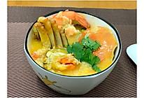 潮汕砂锅粥—虾蟹粥的做法