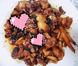 怪兽厨房——香喷喷的蒜香炒鸡的做法