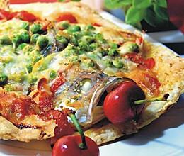 酥皮烤鱖鱼的做法