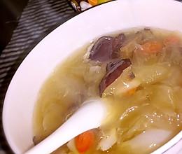 银耳红枣百合汤#月子餐吃出第二春#的做法