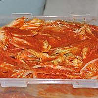 韩式辣白菜的做法图解22