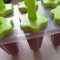 蔓越莓奶油冰棒#莓汁莓味#的做法图解8