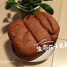 北海道汤种巧克力面包