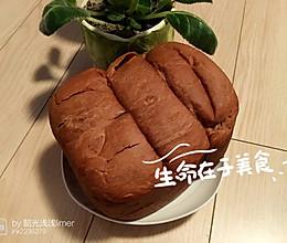 北海道汤种巧克力面包的做法