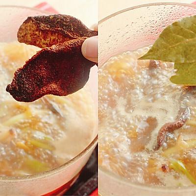 番茄牛腩面-好食到想要舔碗的做法 步骤8