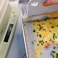#助力高考营养餐# 家庭版肠粉,又是一份健康早餐的做法图解11