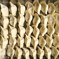 香菇鲜肉饺