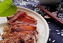 家传秘制卤牛肉的做法