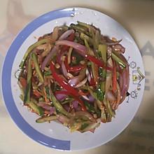 健康食谱——橄榄油拌菜