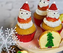 大胡子草莓圣诞老公公(眉毛、鼻子、大胡子统统都要有)的做法