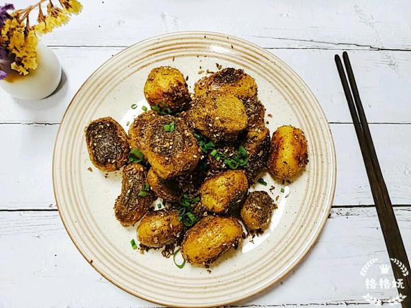 烧烤味小土豆的做法