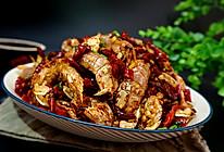 香辣皮皮虾的做法