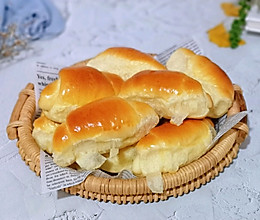 #我们约饭吧#甜松软又拉丝&牛角包的做法