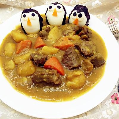 牛肉咖喱土豆
