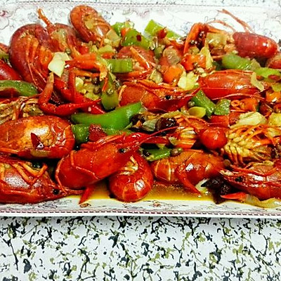 小龙虾三吃