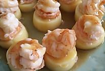 玉子虾仁(虾仁日本豆腐)的做法