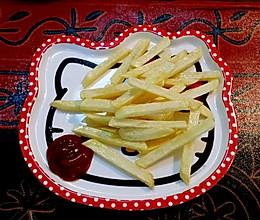 宝宝辅食菜谱:自制薯条的做法