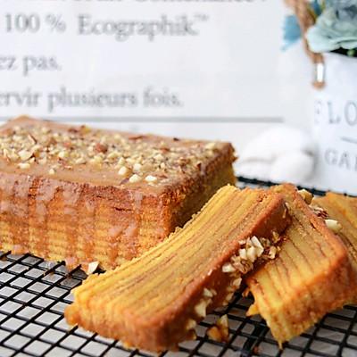 印尼千层蛋糕/Kue Lapis
